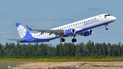 EW-533PO - Belavia Embraer ERJ-195 (190-200)