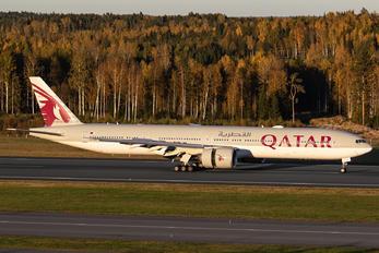A7-BAY - Qatar Airways Boeing 777-300ER