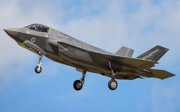 ZM152 - Royal Air Force Lockheed Martin F-35B Lightning II