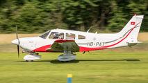 HB-PAT - Private Piper PA-28 Archer aircraft