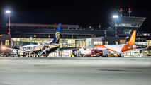 G-UZLD - easyJet - Airport Overview - Apron aircraft