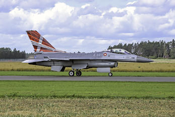 E-607 - Denmark - Air Force General Dynamics F-16AM Fighting Falcon