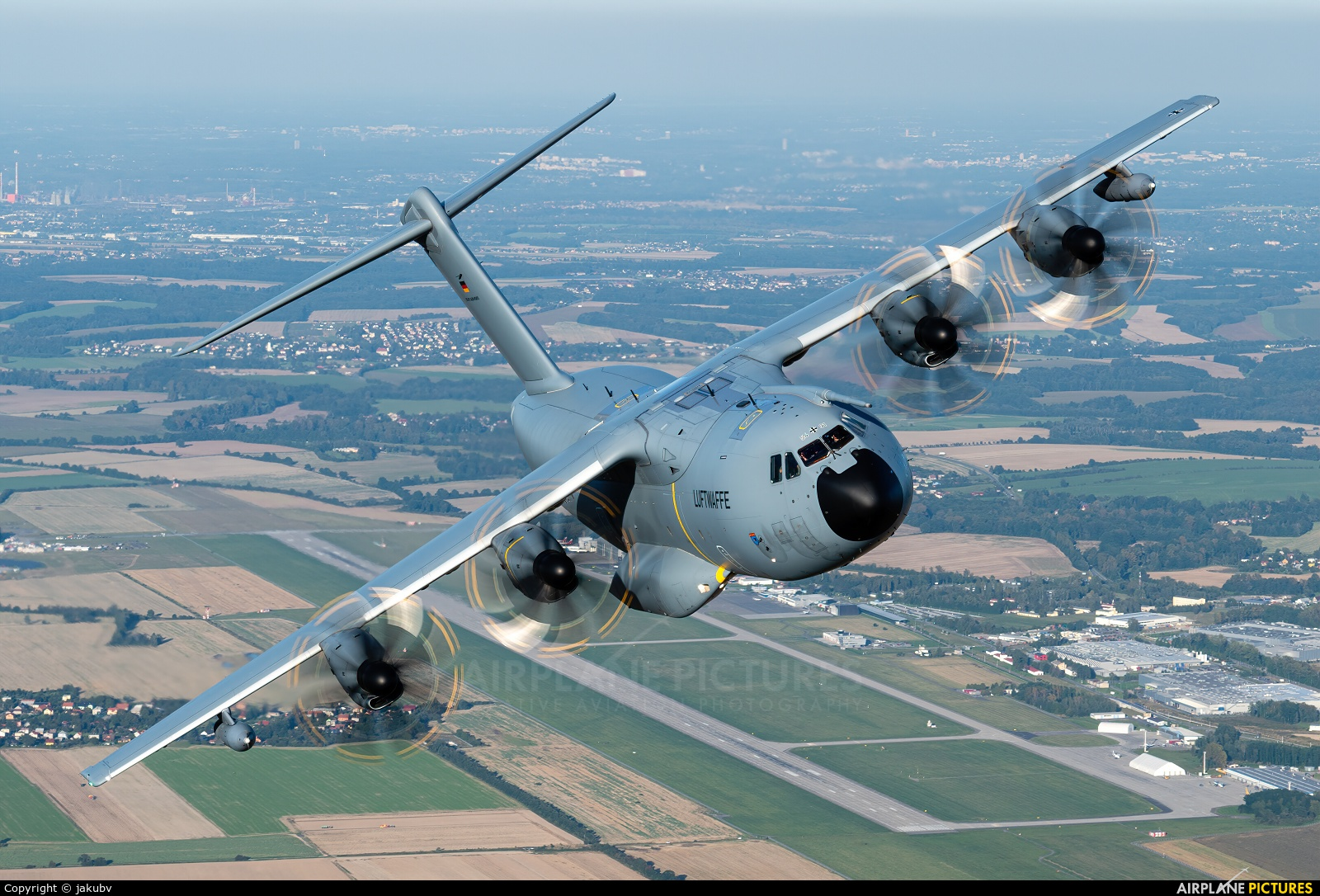 Germany - Air Force 54+31 aircraft at In Flight - Czech Republic
