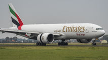 A6-EFN - Emirates Sky Cargo Boeing 777F aircraft