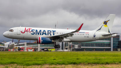 CC-AWG - JetSMART Airbus A320