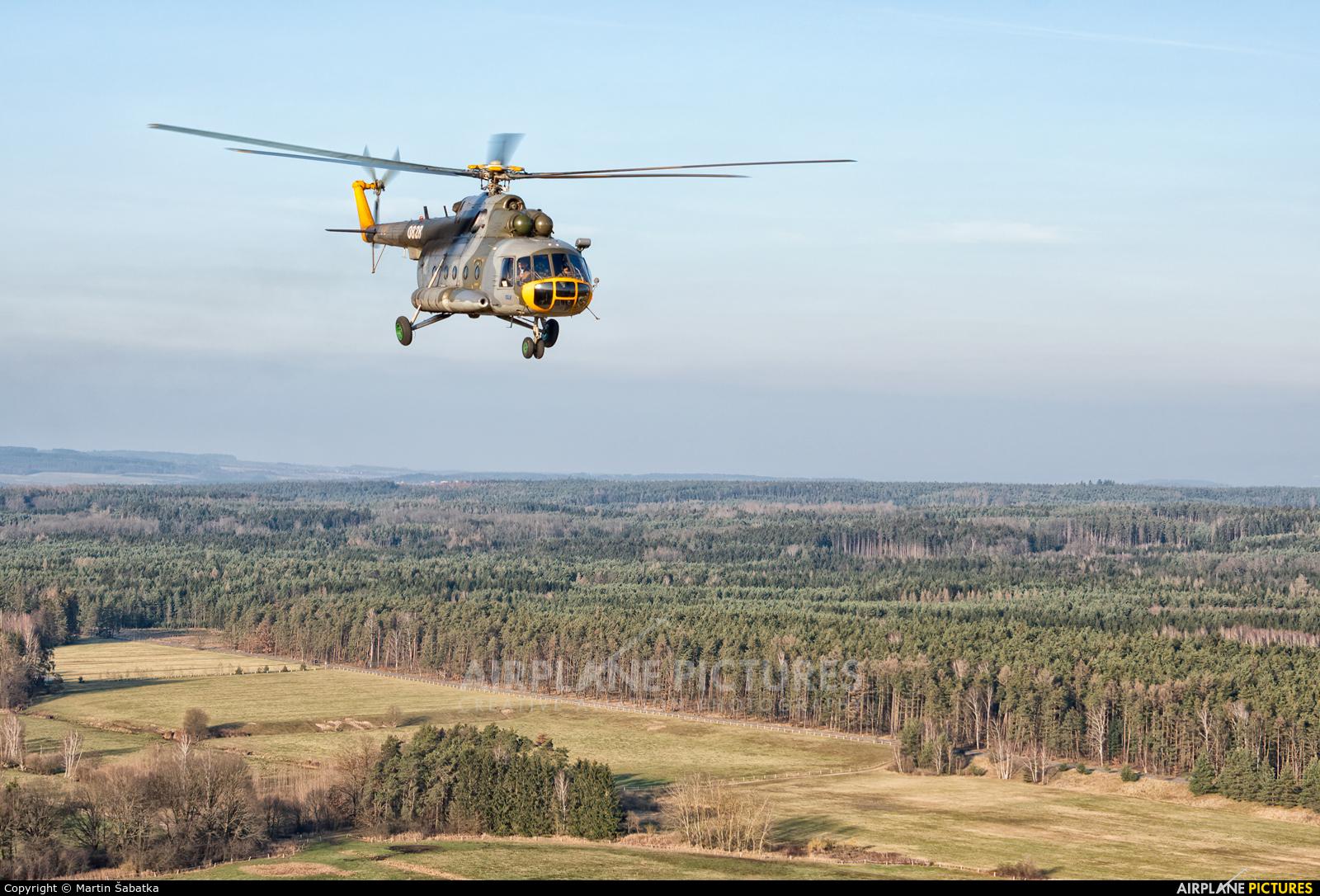 Czech - Air Force 0828 aircraft at In Flight - Czech Republic