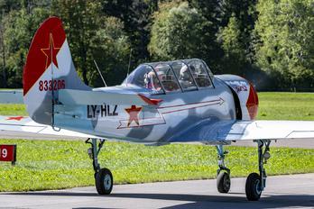 LY-HLZ - Private Yakovlev Yak-52