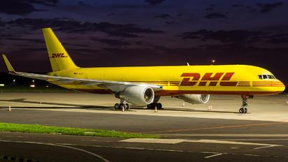 D-ALEP - DHL Cargo Boeing 757-200F