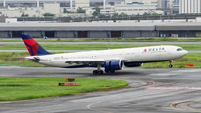 N402DX - Delta Air Lines Airbus A330-900