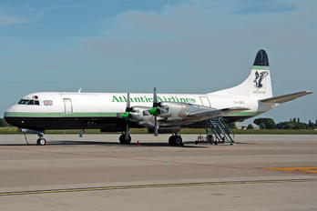G-LOFC - Atlantic Airlines Lockheed L-188 Electra