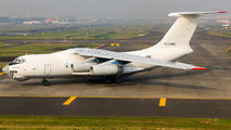 Rare visit of Aviacon Zitotrans Il-76TD to Mumbai title=