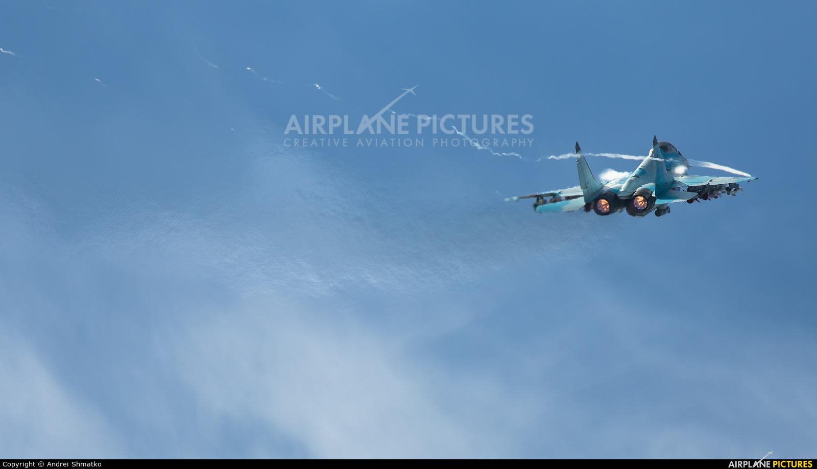 Russia - Air Force 10 aircraft at Kubinka