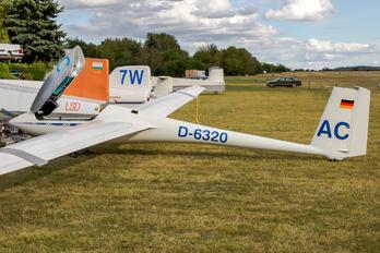 D-6320 - Private Schleicher ASW-20