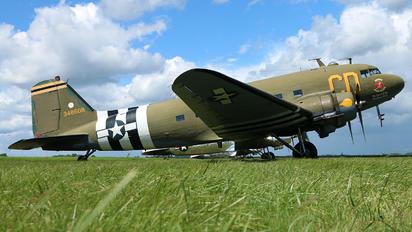 N47SJ - Private Douglas C-47A Skytrain