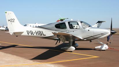 PR-HBL - Private Cirrus SR22