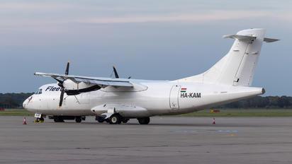 HA-KAM - Fleet Air International ATR 42 (all models)