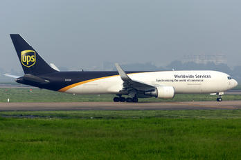 N331UP - UPS - United Parcel Service Boeing 767-300F