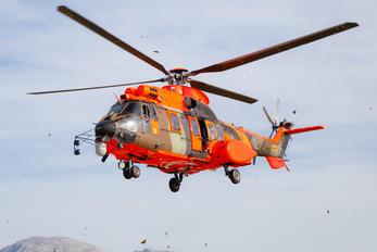 HU.27-04 - Spain - Army Aerospatiale AS532 Cougar