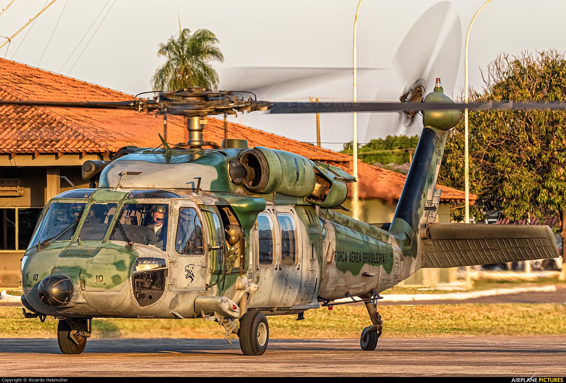 Brazil - Air Force 8910 aircraft at Campo Grande