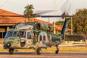8910 - Brazil - Air Force Sikorsky H-60L Black hawk aircraft