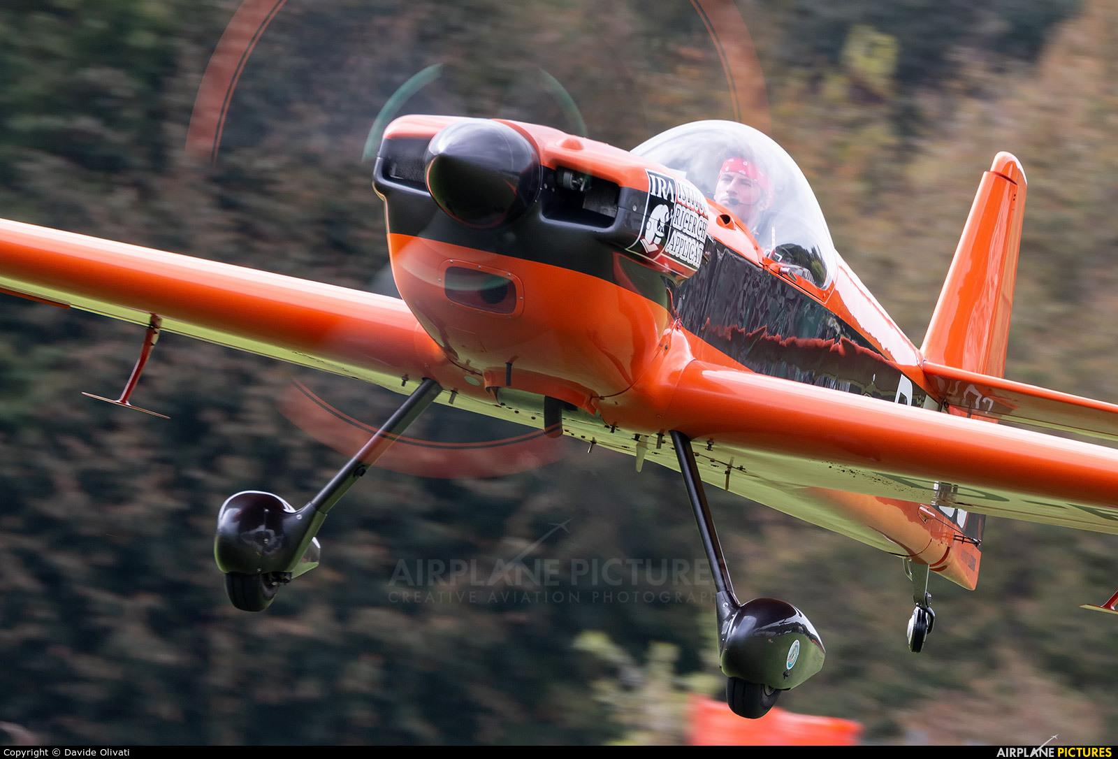 Private D-ETOJ aircraft at Montagnana