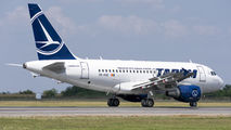 YR-ASC - Tarom Airbus A318 aircraft