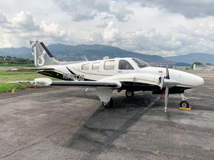 HK-4873G - Private Beechcraft 58 Baron