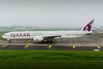 A7-BEH - Qatar Airways Boeing 777-300ER