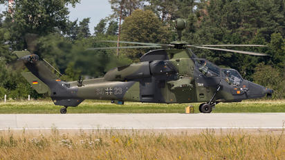 74+23 - Germany - Army Eurocopter EC665 Tiger