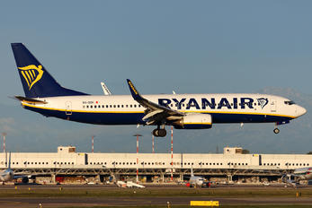 9H-QDK - Ryanair (Malta Air) Boeing 737-8AS