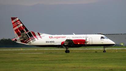 ES-NSG - Loganair SAAB Saab 340B AEW / S 100B Argus