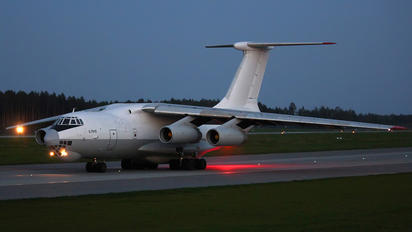 5A-POL - Libya - Government Ilyushin Il-76 (all models)