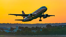 OE-LOB - LaudaMotion Airbus A319 aircraft