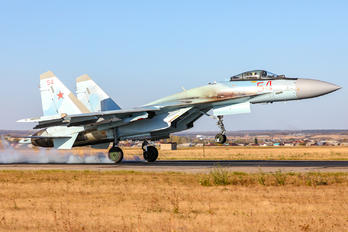 54 - Russia - Air Force Sukhoi Su-35S