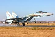 54 - Russia - Air Force Sukhoi Su-35S aircraft