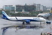 VT-IUL - IndiGo Airbus A321 NEO aircraft