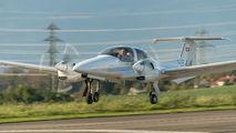 HB-LJK - Private Diamond DA 42 Twin Star aircraft