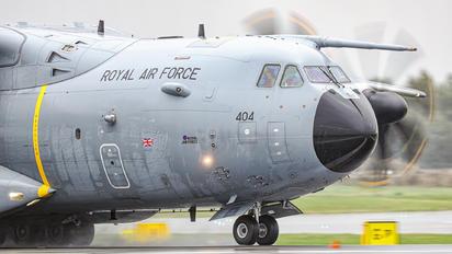 ZM404 - Royal Air Force Airbus A400M