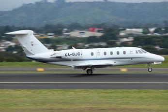 XA-GJC - Private Cessna 650 Citation III