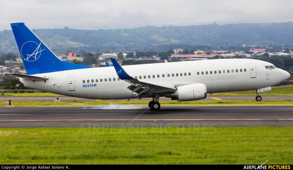 iAero Airways N625SW aircraft at San Jose - Juan Santamaría Intl