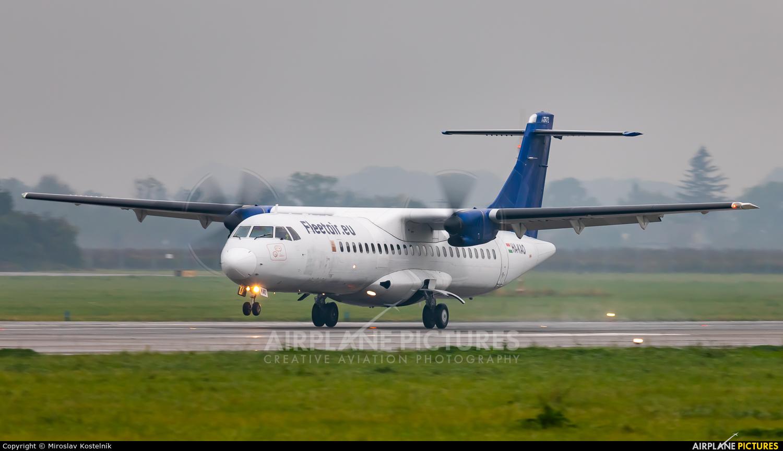 Fleet Air International HA-KAO aircraft at Ostrava Mošnov