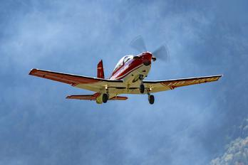 HB-HMU - Private Pilatus PC-7 I & II