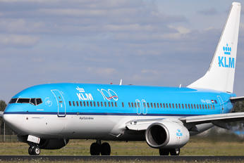 PH-BXX - KLM Boeing 737-800