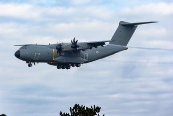 CT-01 - Belgium - Air Force Airbus A400M