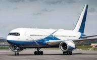Comlux Boeing 767 visited Zurich title=