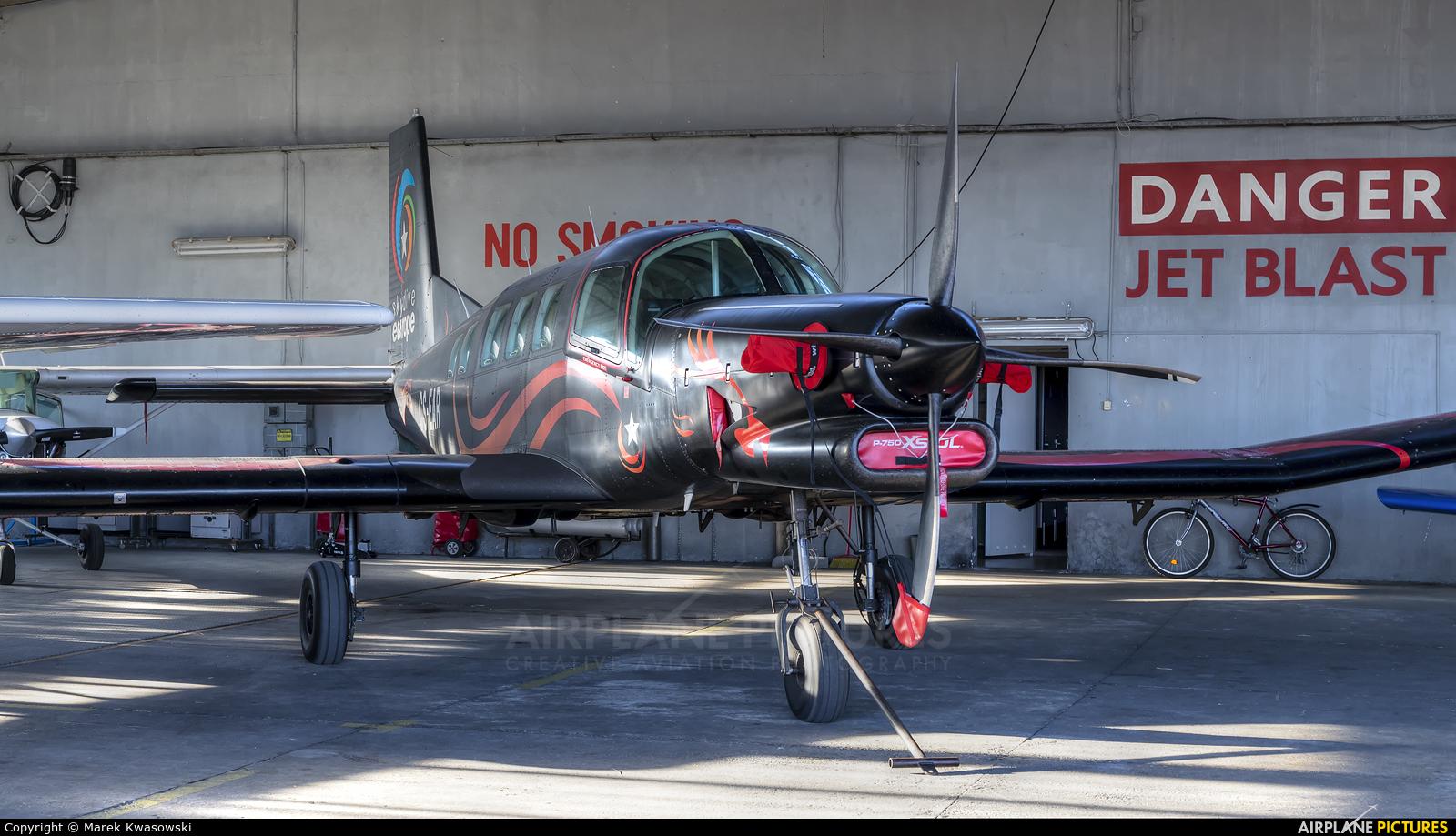 Skydive Europe CS-EAR aircraft at Warsaw - Babice