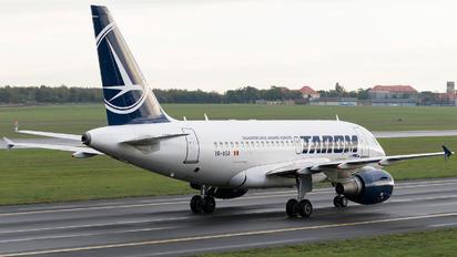 YR-ASA - Tarom Airbus A318