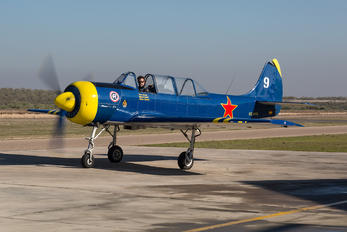"EC-HYN - Asociación Deportiva ""Jacob 52"" Yakovlev Yak-52"