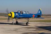 "EC-HYN - Asociación Deportiva ""Jacob 52"" Yakovlev Yak-52 aircraft"