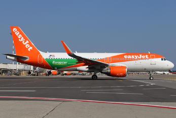 OE-IVT - easyJet Europe Airbus A320